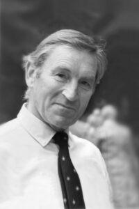 Portrait A. F. Mohr