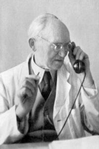 Portrait A. Mohr