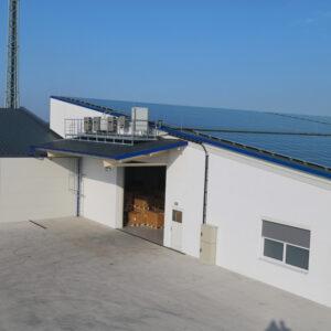 AMOHR Solar Dach